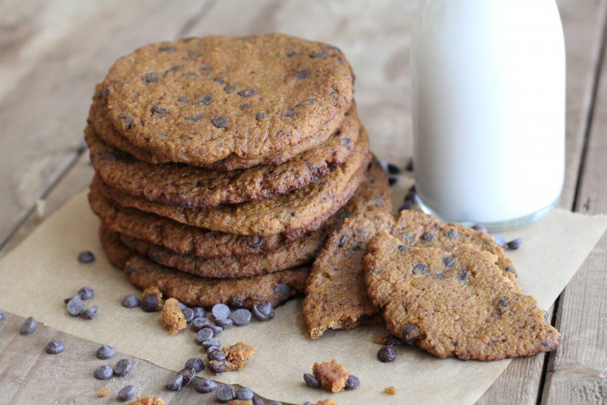 Chocolate Chip Pumpkin Cookie - Jessi's Kitchen
