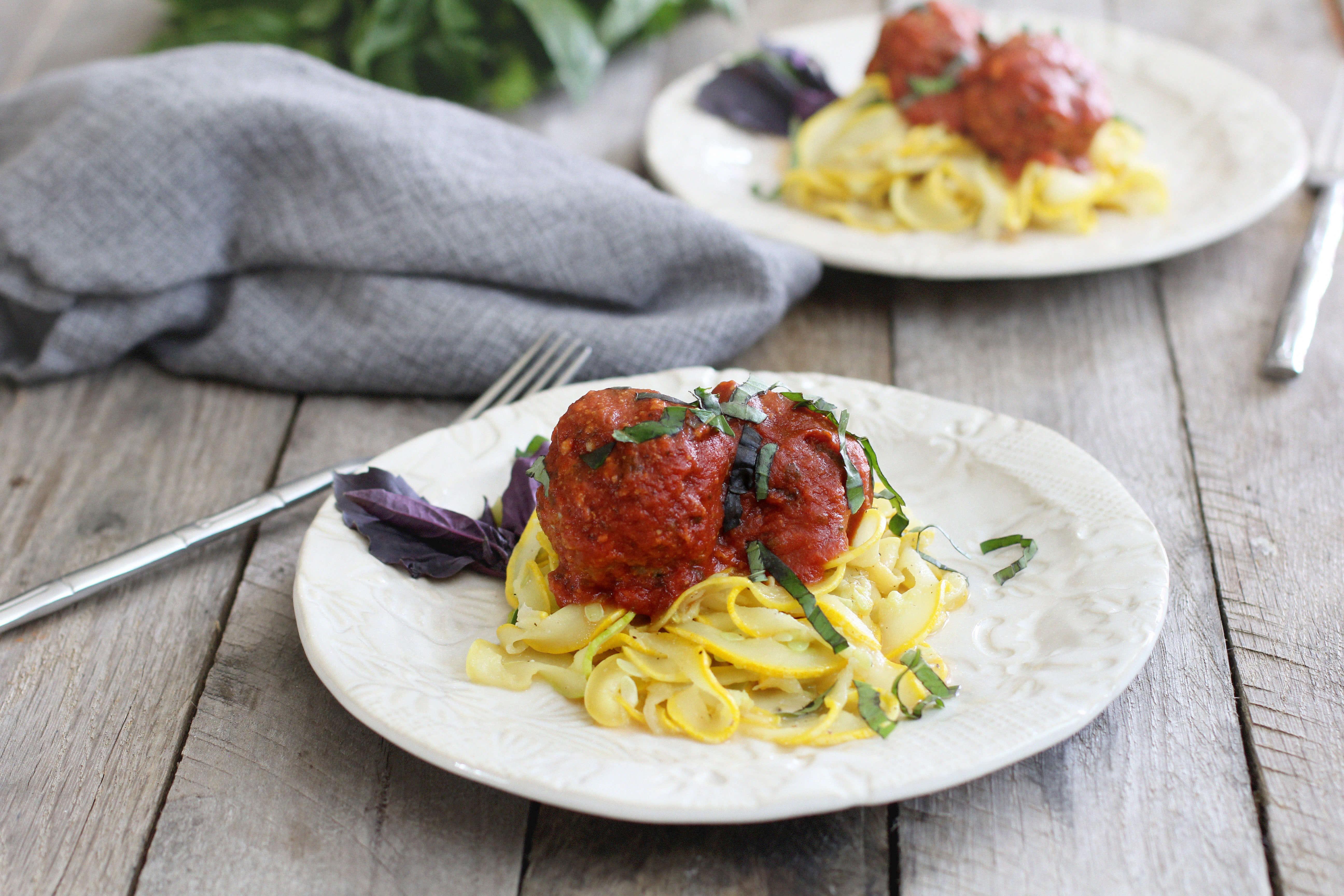 Spaghetti And Meatballs Jessi 39 S Kitchen