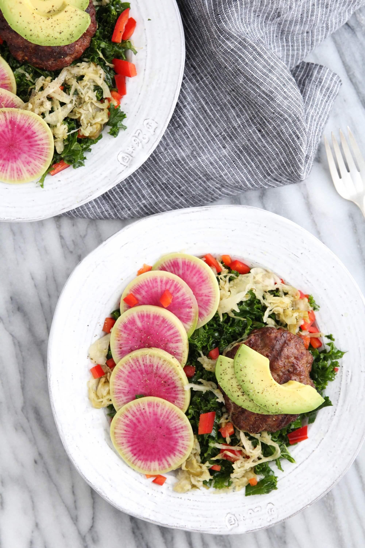 Whole Foods Super Greens Salad