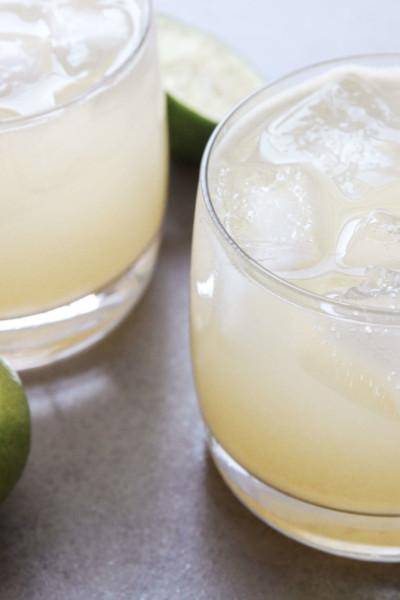 How to Make Ginger Margaritas: Jessi's Kitchen