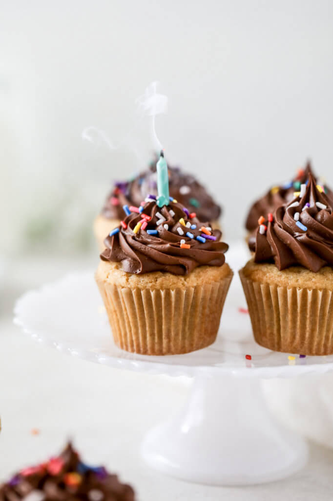How to Make the Best Gluten-free Vanilla Cupcakes from Scratch: Jessi's Kitchen